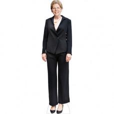 Elizabeth Warren Cardboard Cutout