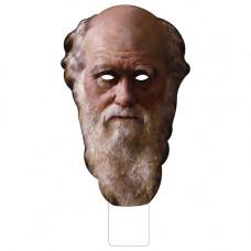 FKB52032 Charles Darwin Cardboard Mask