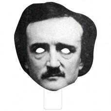 FKB79002 Edgar Allan Poe Cardboard Mask