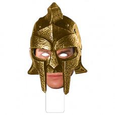 FKB99210 Roman Gladiator Cardboard Mask
