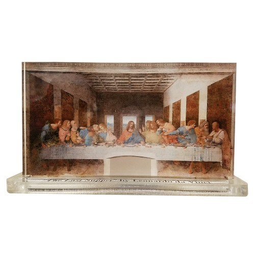 Leonardo Da Vinci -- The Last Supper