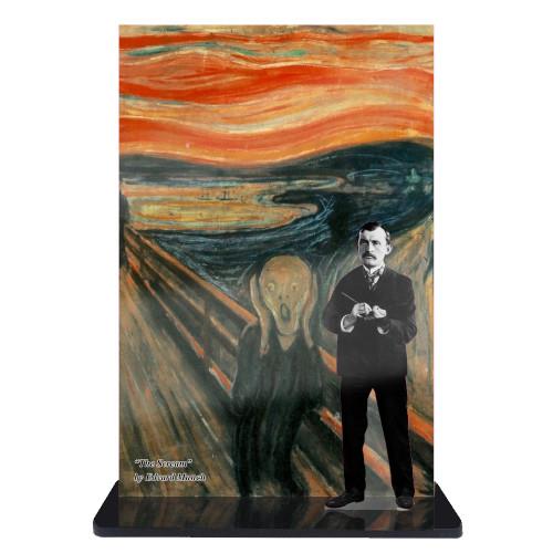 Edvard Munch -- The Scream