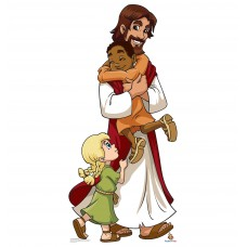 Jesus with Children (Creative for Kids)