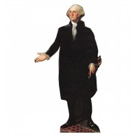George Washington Cardboard Cutout