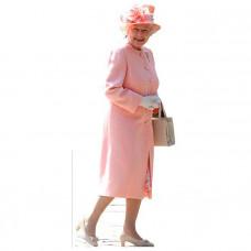 Queen Elizabeth II Pink