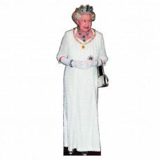 Queen Elizabeth II White