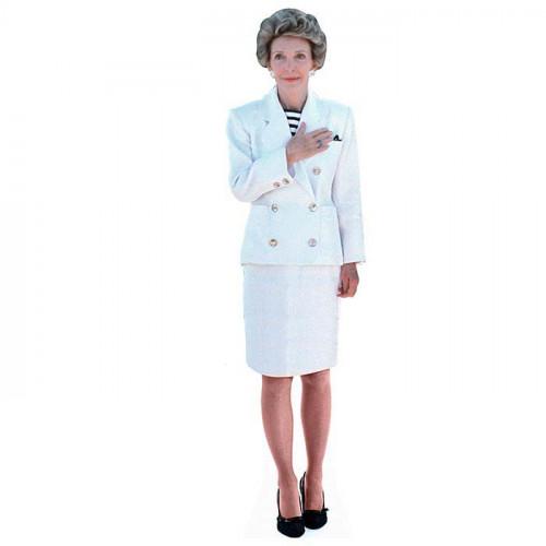 Nancy Reagan Cardboard Cutout