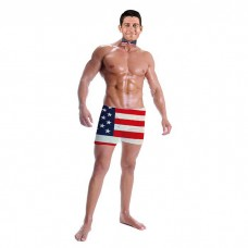 Paul Ryan Shirtless Cardboard Cutout