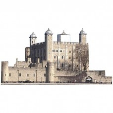 Tower of London Cardboard Cutout