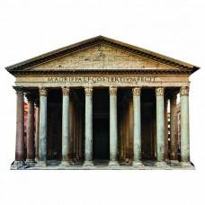Rome Pantheon Cardboard Cutout