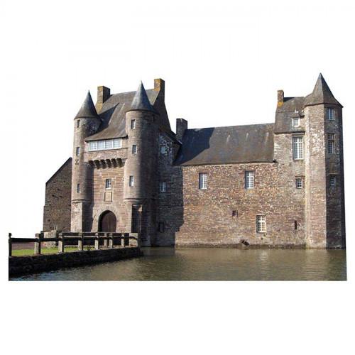 Chateau de Trecesson Haunted Castle
