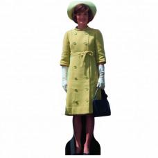 First Lady Jackie Kennedy Cardboard Cutout