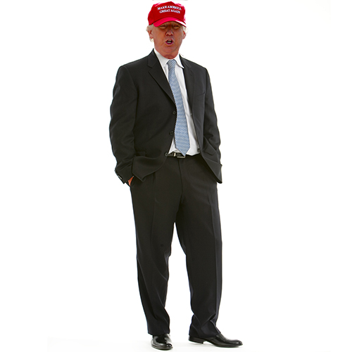 Donald Trump Red Hat