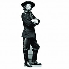 George Armstrong Custer Cardboard Cutout