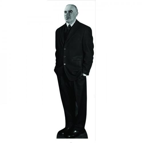 John Maynard Keynes Cardboard Cutout