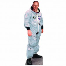 Astronaut Without Helmet