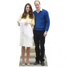 William Kate and Baby Charlotte